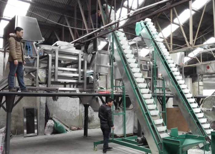 sorting machine project-LDS-1